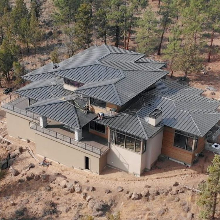 Example of Residential Roofing