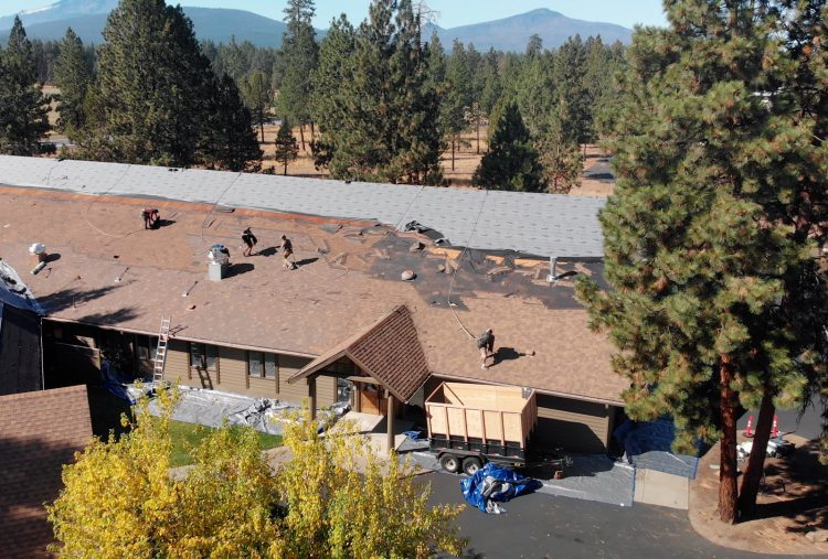 Example of Commercial Roofing
